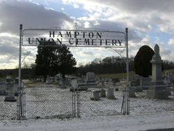 Hampton Union Cemetery