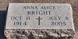 Anna Alice Bright