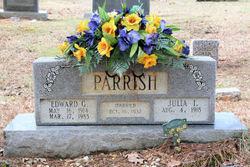 Julia Inez <I>Flower</I> Parrish