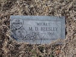 "Mitchell DeWayne ""Mickey"" Beesley"