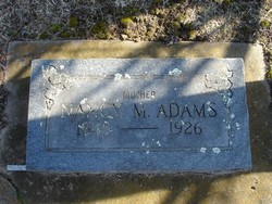 Nancy M. Adams