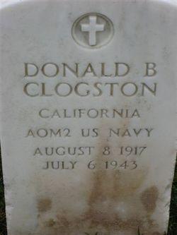 Donald Benjamin Clogston