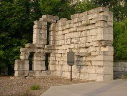 Alton Confederate Prison Cemetery (Defunct)