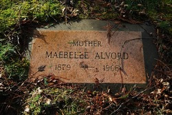 Maebelle Alvord