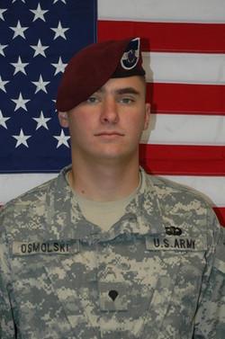 Sgt John Carl Osmolski
