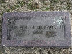 Emily Francine <I>Peck</I> Butterworth