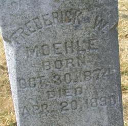 Frederick W. Moehle