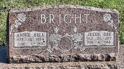 Annie Bell <I>Langley</I> Bright