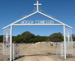 Boggy Cemetery