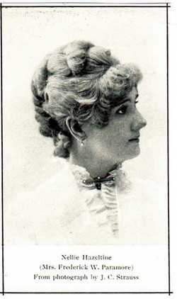 Nellie <I>Hazeltine</I> Paramore