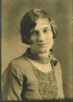 Ruth Aleda <I>Green</I> Hartley