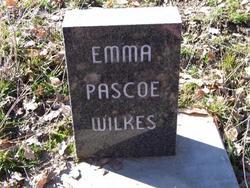 Emma Leah <I>Pascoe</I> Wilkes