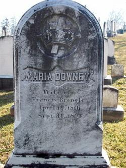 Maria <I>Downey</I> Brengle