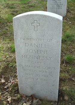 Capt Daniel Joseph Hennessy