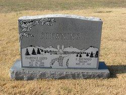Florence Lloyd Chewning