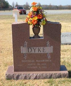Douglas MacArthur Dyke