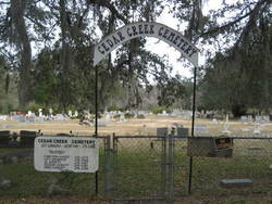 Cedar Creek Cemetery