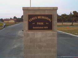 Ceres Memorial Park