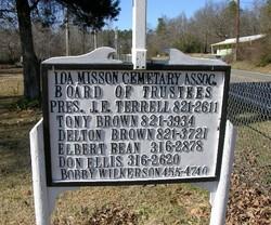 Ida Mission Cemetery