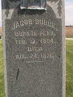 Jacob Marion Burge