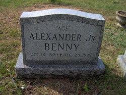 Alexander Benny, Jr