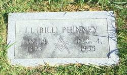 """Ira Isaac """"Bill"""" Phinney"""
