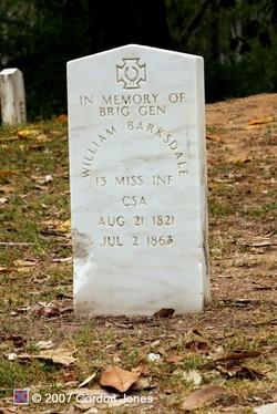 Gen William Barksdale