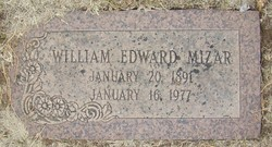 William Edward Mizar