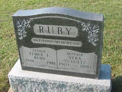 Elmer Louis Ruby