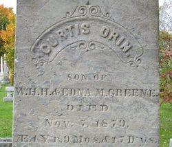 Curtis Orin Greene