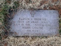 Eldon Lee Deskins