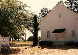Battle Creek Baptist Church Cemetery