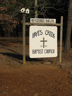 Hays Creek Cemetery