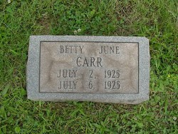 Betty June Carr