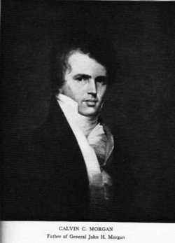 Calvin Cogswell Morgan