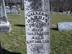 William Hardin