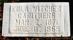 Eula <I>Witcher</I> Carithers