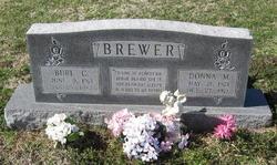 Rev Burl Clyde Brewer