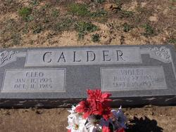Violet Calder