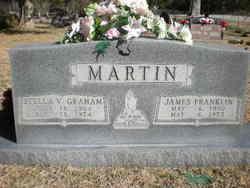 """James Franklin """"Frank"""" Martin"""