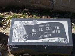 Mary Belle <I>Pascoe</I> Zeller
