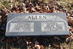 May W Allen