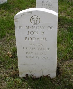Maj Jon Keith Bodahl