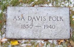 Asa Davis Polk