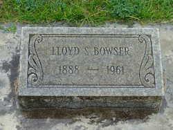 Lloyd Sanford <I>White</I> Bowser