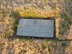 Carolyn Mills Berkshire