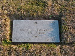 Richard R Berkshire