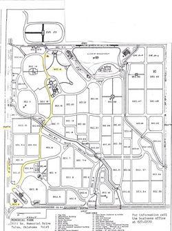 Memorial Park Cemetery in Tulsa, Oklahoma - Find A Grave Cemetery