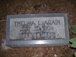Thelma Louise Adair