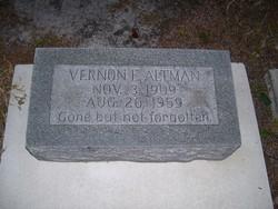 Vernon E Altman